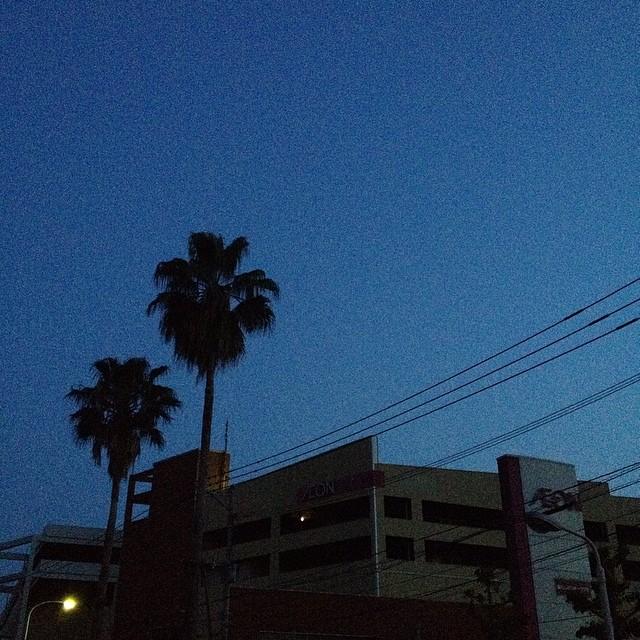 夜明け #like #カコソラ #空 #雲