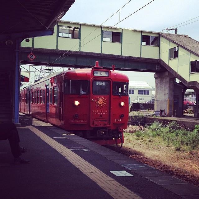 日豊本線 #鉄道 #like
