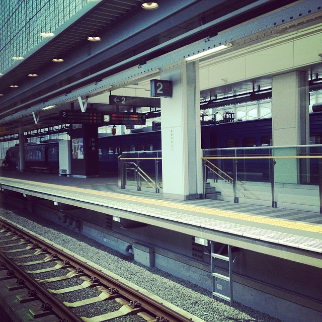 大分駅のりかえ特急ソニック乗車。#鉄道 #like