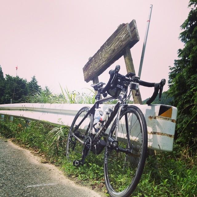電波入らん #イマソラ #空 #雲 #like #ロードバイク