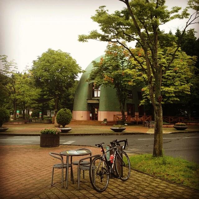 一人と一台 #イマソラ #空 #雲 #like #ロードバイク