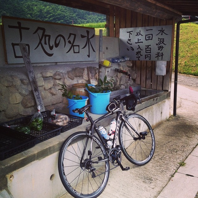 水分補給 #like #ロードバイク