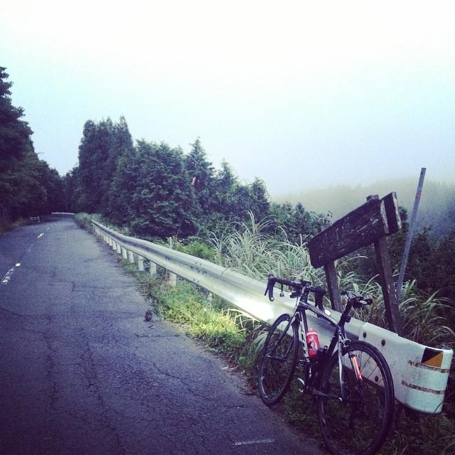 雨が #イマソラ #空 #雲 #like #ロードバイク