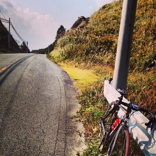 #三箇山 #like #ヒルクライム #イマソラ #空 #雲 #ロードバイク
