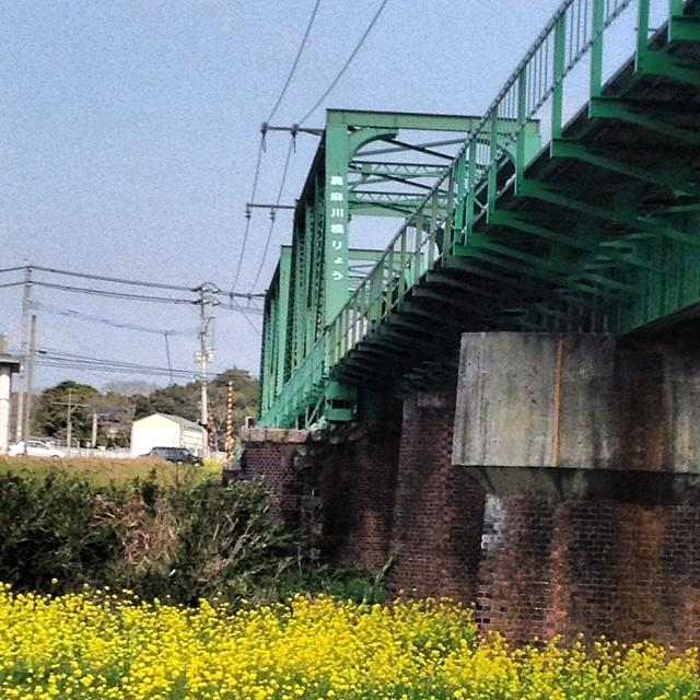 橋の名前がありました。#イマソラ #空 #雲 #like