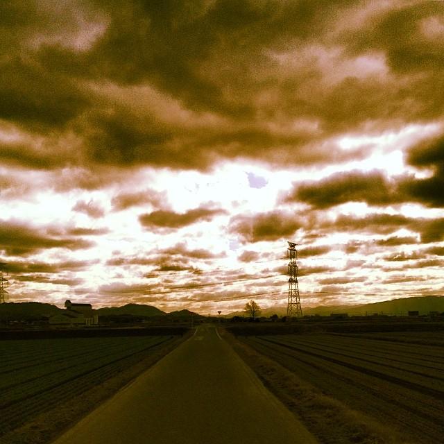 LEM0ND専用ワープ道路 #イマソラ #空 #雲 #like