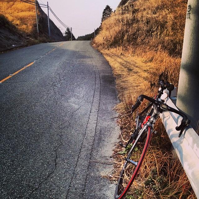 メタボには堪えます(^^;; #イマソラ #空 #雲 #ロードバイク #like