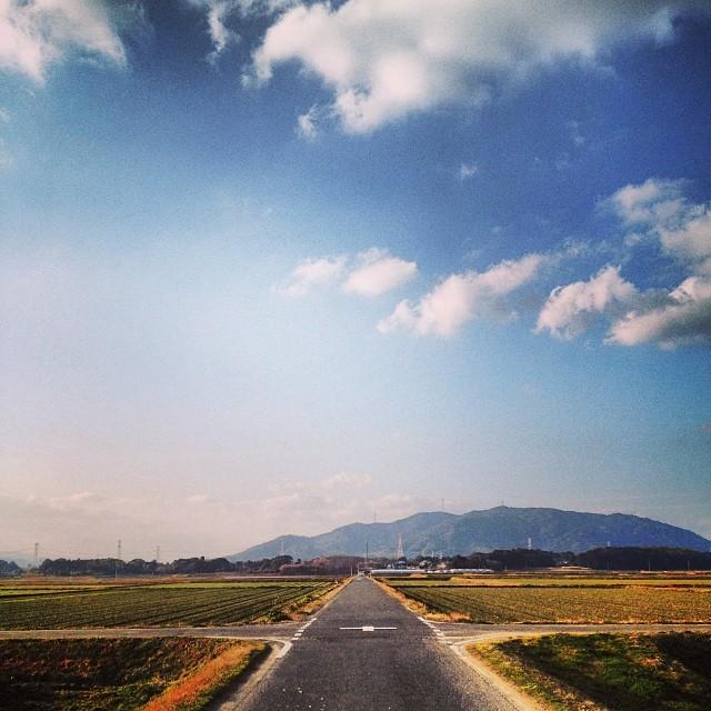 3峠を制し無事凱旋。 #イマソラ #空 #雲 #like
